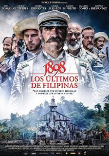 Cartel: 1898. Los últimos de Filipinas (2016)