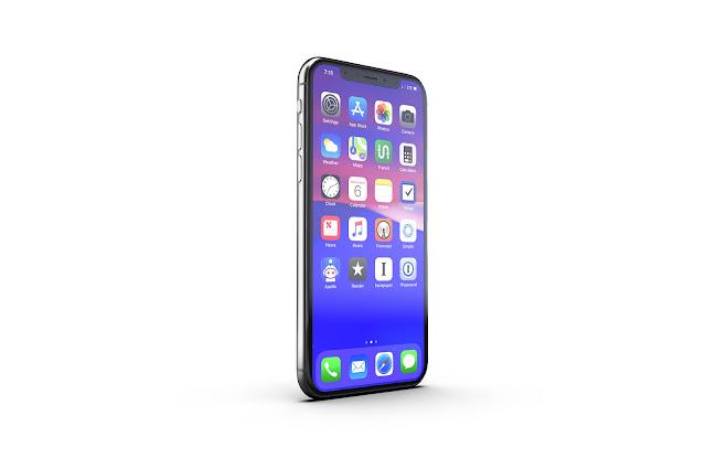 iPhone X (2018) Edition | Metal Body | Concept