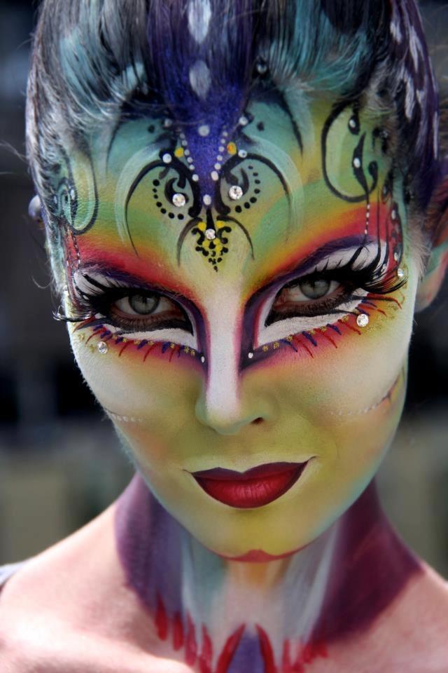 Mehron Makeup News: IMATS NY 2013 WRAP UP