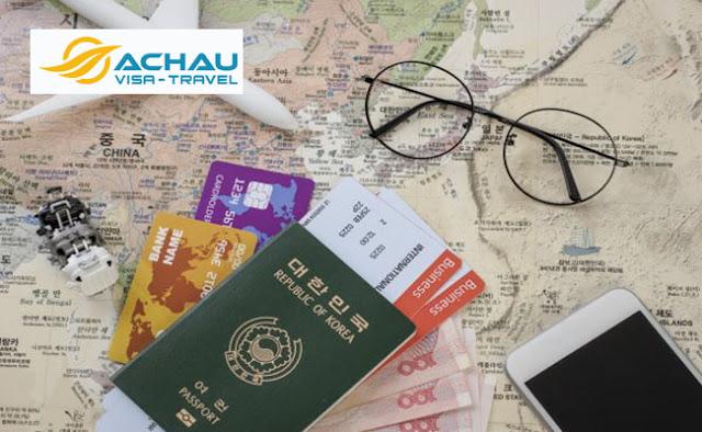 Chị gái có thể bảo lãnh em trai xin visa thăm thân Hàn Quốc được không?1