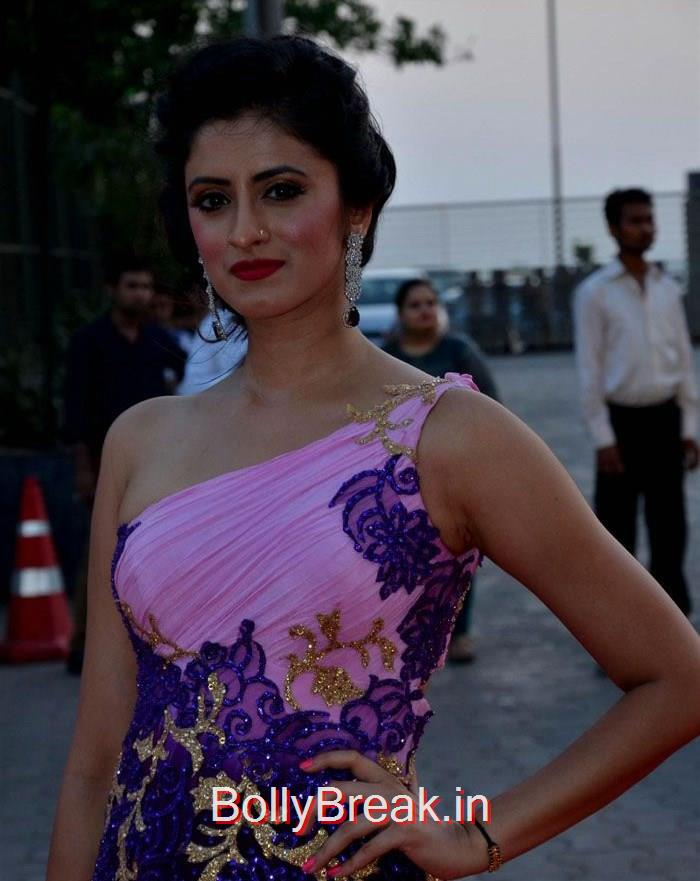 Mihika Verma, Ragini Khanna Juhi Parmar Hot Pics At Star Parivaar Awards 2015 Photo Gallery
