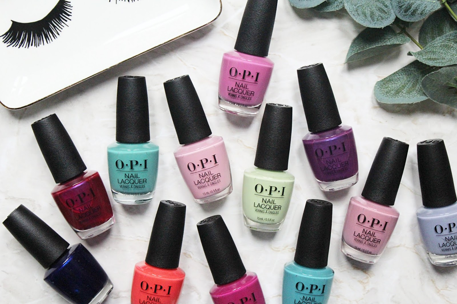 OPI Tokyo Spring Collection 2019 Review & Swatches