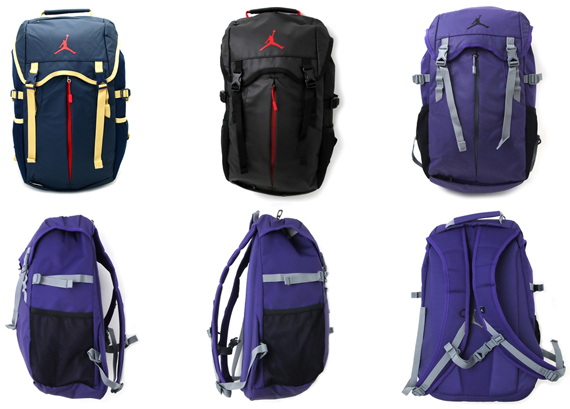 92dfaa4409040a ... at these bags if you are in the market for a new backpack. The Takeover  Backpack is released from the Spring Summer 2012 collection from Jordan  Brand