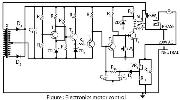 electronic circuit design software proteus