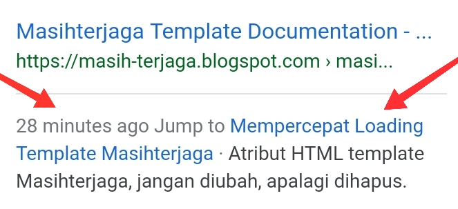 Template Blogger AMP Ready