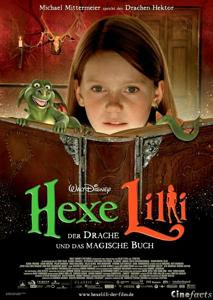 Lili La Brujita: El Dragon y el Libro Magico en Español Latino