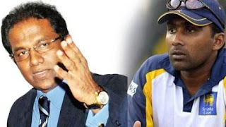 Sri Lanka Cricket President Thilanga Sumathipala has criticised former national team captain Mahela Jayawardene