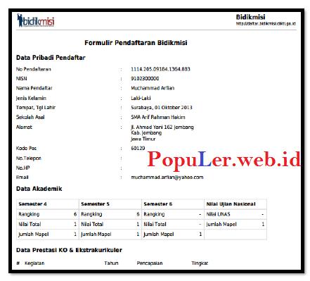 Mekanisme Bantuan Pendaftaran Secara Online Untuk Beasiswa Dikti