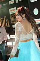 Telugu Actress Angela Krislinzki in transparent top at IIFA Awards 2017 Exclusive 30.JPG