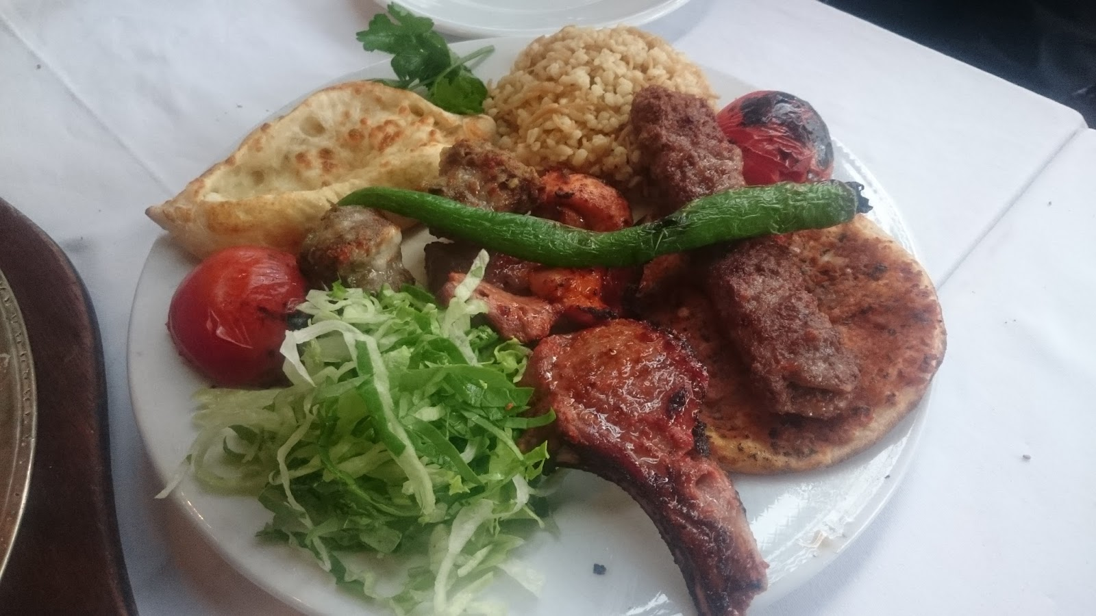 khorasani restaurant mixed grill