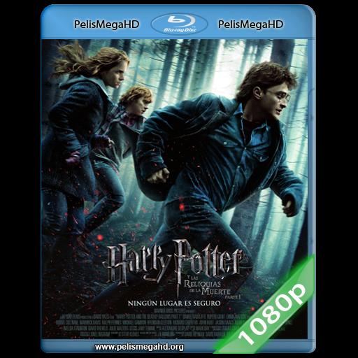 HARRY POTTER Y LAS RELIQUIAS DE LA MUERTE – PARTE I (2010) FULL 1080P HD MKV ESPAÑOL LATINO