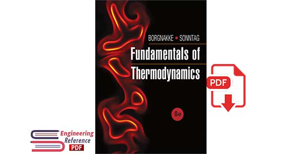 Fundamentals of Thermodynamics 8th Edition by Claus Borgnakke, Richard E. Sonntag