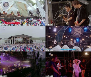 [TV-Variety] SPACE SHOWER SWEET LOVE SHOWER 2016 DAY2 (SSTV 2016.10.22)