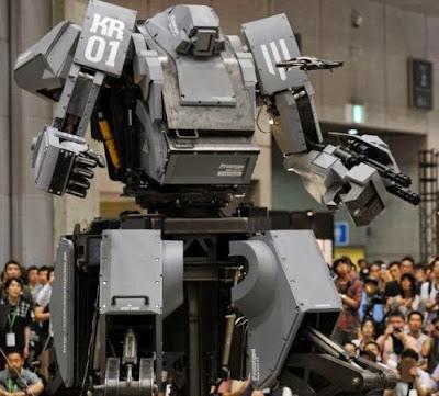 Robot de combate a la venta