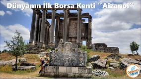 KÜTAHYA Aizanoi Antik Kenti