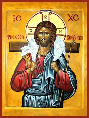 Bom Pastor - Ícones para grupo de oração, seminário de vida no Espírito Santo e eventos