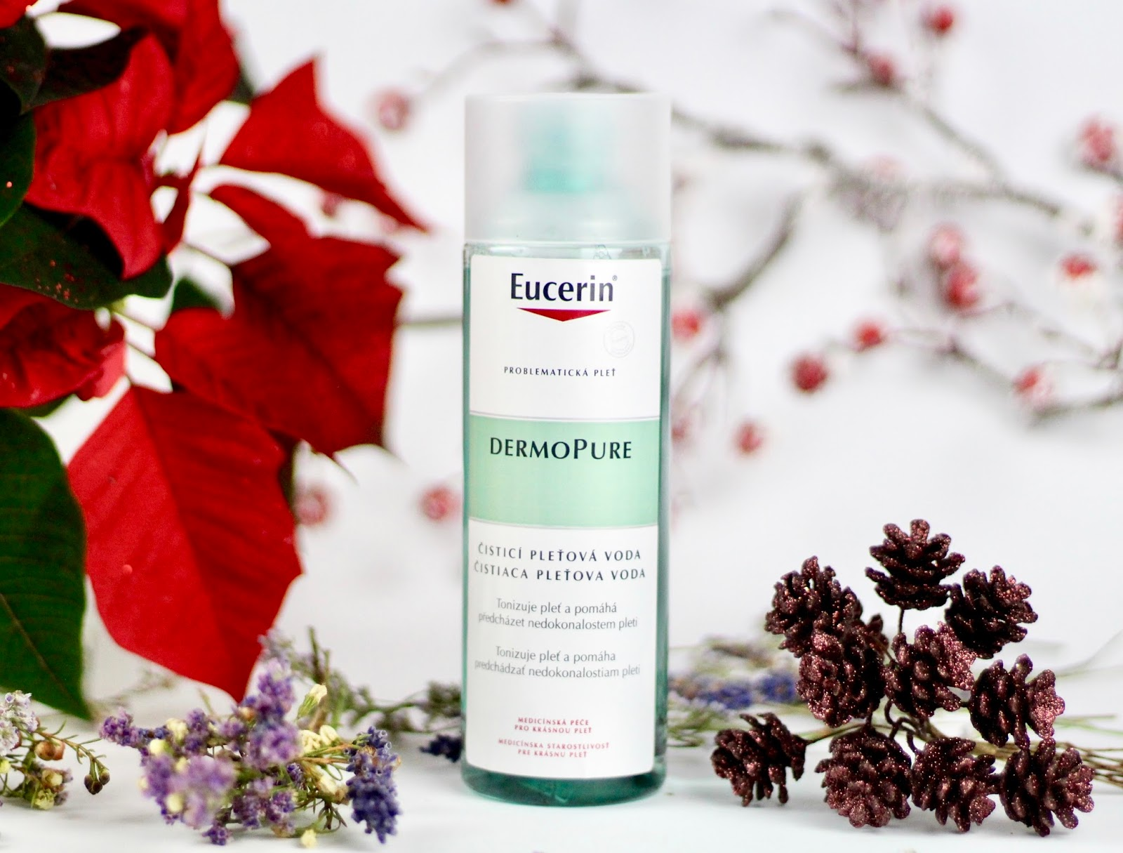 eucerin dermopure review