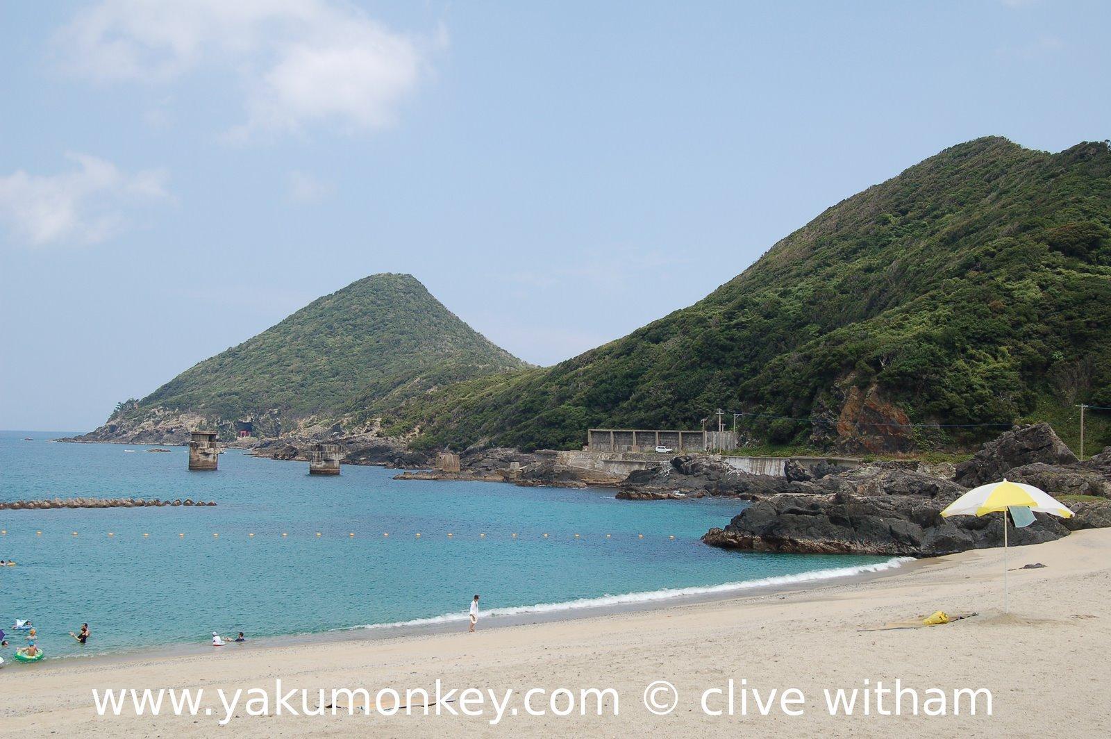 Isso beach - Yakushima
