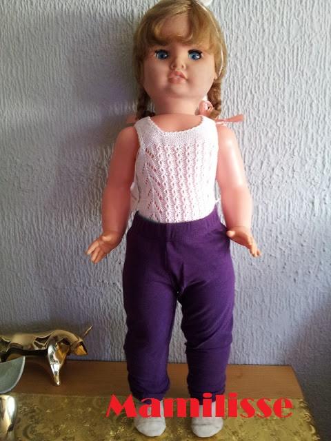 Otros pantalones de muñeca Cristina