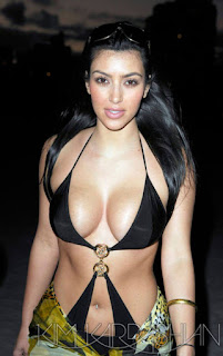 Sexy Kim Kardashian photos
