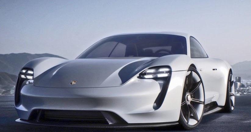 Porsche J1 Project This First Porsche Electric Car Code