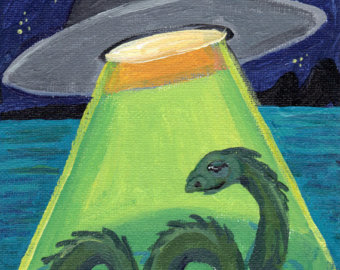 a fictional account of a man encountering and following an alien Alien arousal: close encounters of the sensual this story is only one of a number of bizarre accounts and always maintaining that his encounter with an alien.