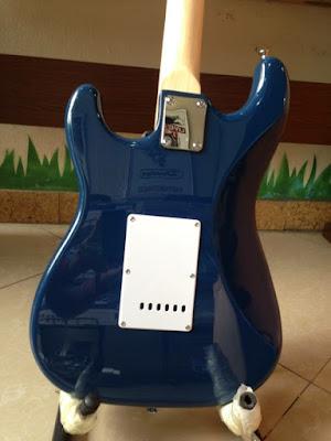 Đàn guitar điện Vines LG-1A BLS