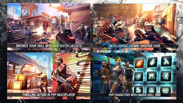Game Unkilled Terbaru Versi 0.5.5 Apk+Data Mod Infinite Ammo All GPU Android