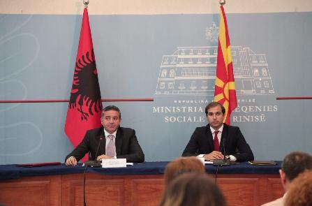 Albania and Macedonia mutually recognize pension contributions