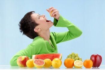 cum se combina fructele