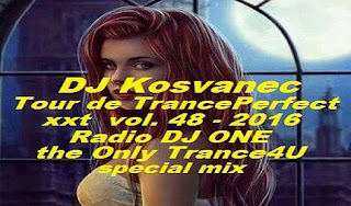 New week, new trance with DJ Kosvanec