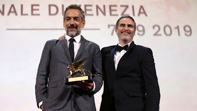 Joker Wins Golden Lion At The 2019 Venice Film Festival
