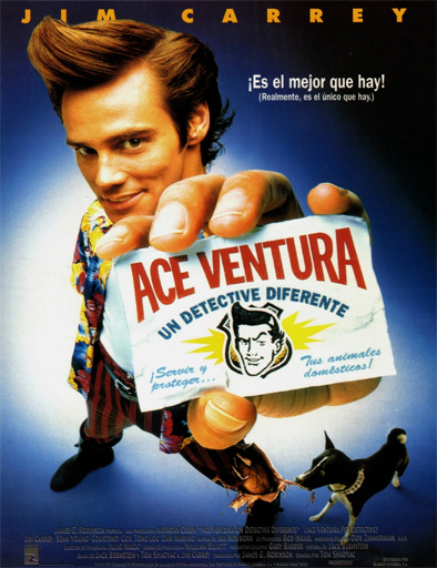 Ver Ace Ventura: Un detective diferente (1994) Online