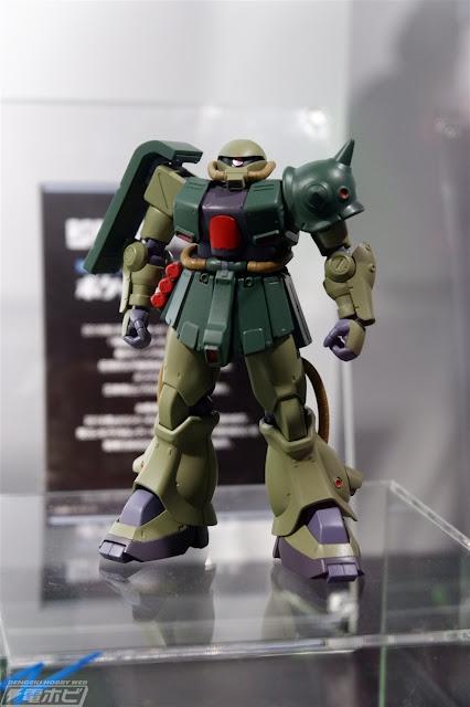 The Robot Spirits SIDE MS MS-06FZ Zaku II FZ ver. Anime