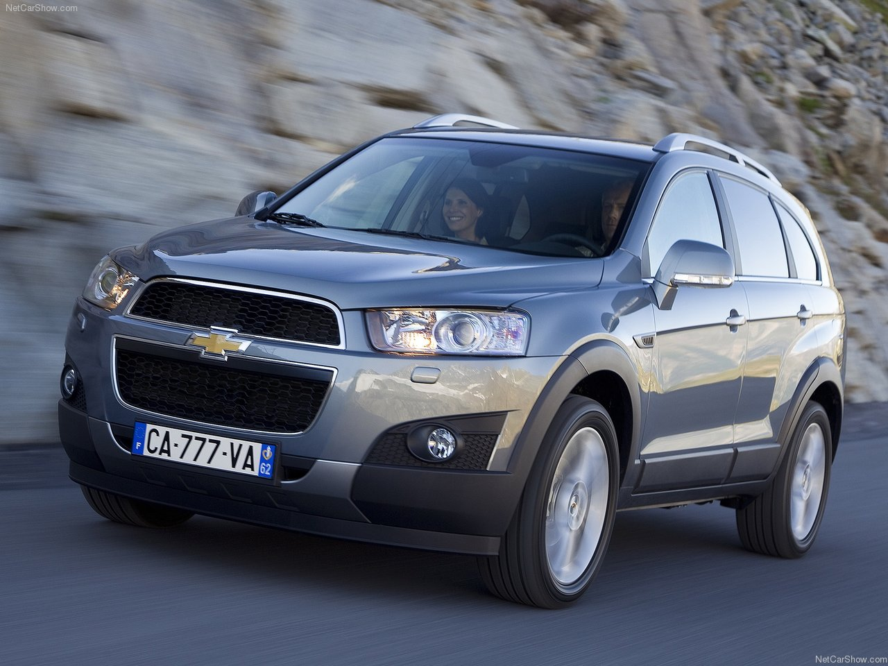 2012 Chevrolet Captiva Chevrolet Autos Spain