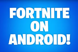 Cara Instal Fortnite Android Beta Apk Lengkap!
