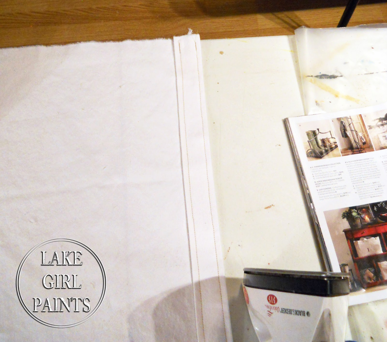 Lake Girl Paints My Pottery Barn Look On A Budget