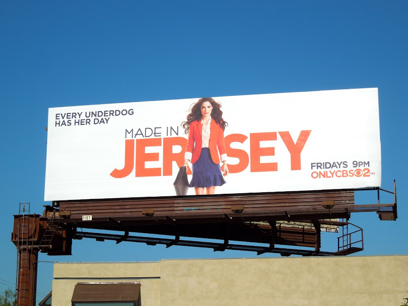 Made in Jersey TV billboard