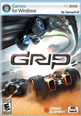 GRIP Combat Racing PC [Full] Español [MEGA]