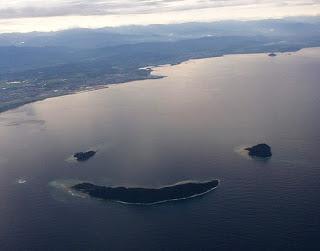 Pulau Berbentuk Smiley