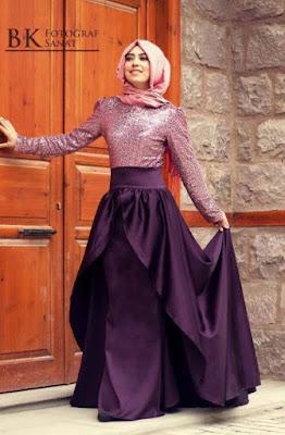 trend hijab artis