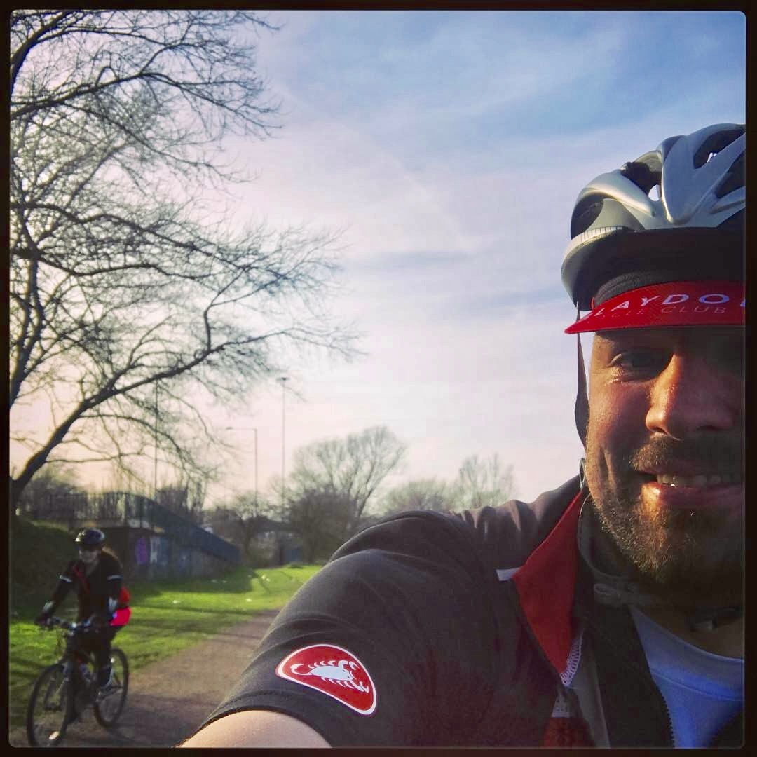 Cycle Diary: Our first Bike Ride together!