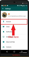 mobile number change in whatsapp
