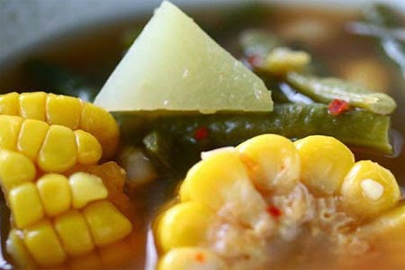 Resep Sayur Asem Jakarta Spesial