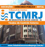 Apostila Concurso Tribunal de Contas do RJ TCMRJ 2016 - Técnico de Controle Externo..