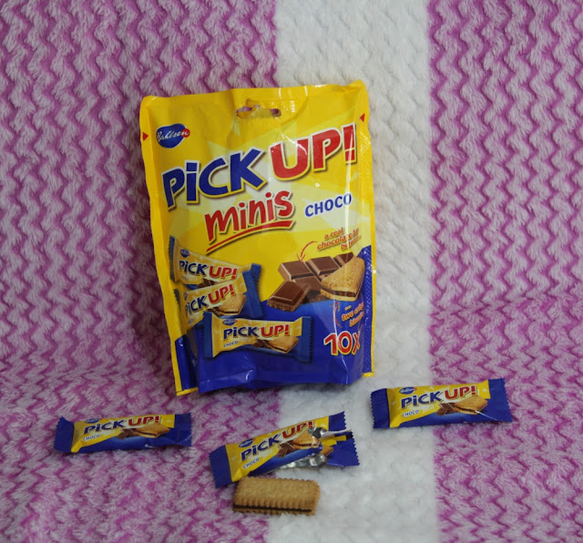 Pick Up Minis Choco