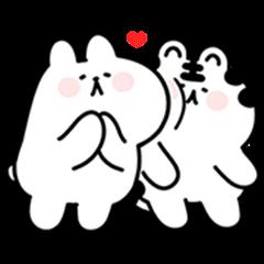 Wanga & Huhu's Cute Daily Life