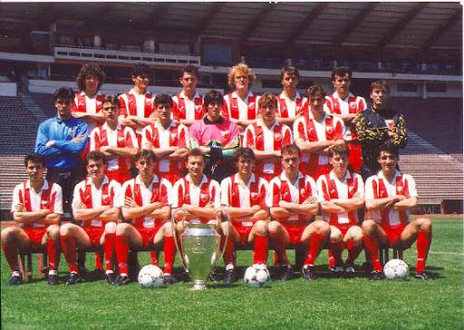 Copa dos Campeões 1990-1991 -  Estrela Vermelha