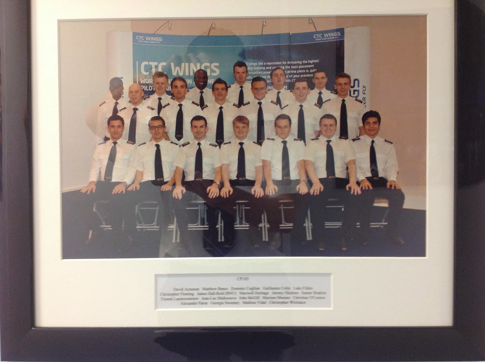 CTC Wings Cadet Blog: Airline Qualification Course
