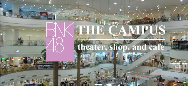 BNK48 The Campus Theater Cafe and Shop